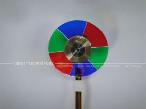 New Color Wheel For Optoma HD73 Projector Repair Parts Copper Core