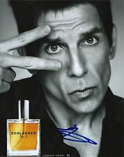 Ben Stiller signed Zoolander 2 8x10 Photo - Rare