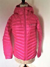 Ladies Pink Berghaus Extreme Micro Down Pertex Quantum Padded Jacket UK 12 EUR M