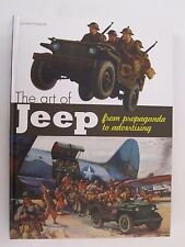 Book: The Art of the Jeep - From Propaganda to Advertising