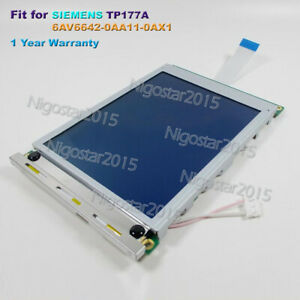 New LCD Screen Display Replacement for SIEMENS TP177A 6AV6 642-0AA11-0AX1
