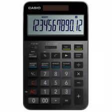 CASIO Calculator Premium S100 Black from japan
