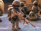 PLAYMOBIL CUSTOM US-NAVY-SEAL-UNIF-DESERT--IRAK-2003-REF-0189 BIS