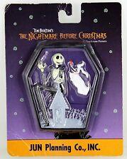 Nightmare Before Christmas 2 piece magnet puzzle JUN Planning Co Jack Zero