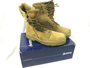 Bates Men's USMC Lightweight DuraShocks Military & Tactical Boot, Olive Mojave 9