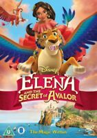 Nuevo Elena De Avalor - Elena And The Secreto DVD