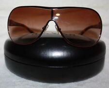 Ralph Lauren Women's Gradient Bronze & Orange Aviator Sunglasses RA 4078 104/13