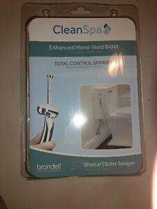 Brondell CleanSpa Enhanced Hand-Held Bidet