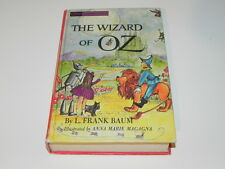 Pre-Owned Book: Wizard of Oz and Jungle Book, 2 books in one. 1963