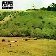 AZTECS - Live At Sunbury CD NEW - Remaster Deluxe Digipak Edition - Billy Thorpe