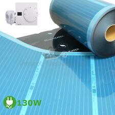 Fußbodenheizung elektrisch Wohnwagen Wohnmobil Camping Heizung Thermostat Set