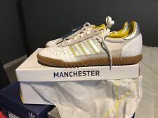 Adidas indoor super uk9 lonon to mancehster dublin, berlon, malmo