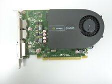 OEM NVIDIA Quadro 2000 PCIe x16 Video Card 1GB GDDR5 HP 671136-001 Dell 8MDMW