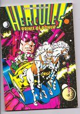 Marvel Comics Graphic Novel HERCULES PRINCE OF POWER  by Bob Layton