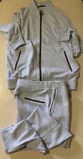 New $1140  Ermenegildo Zegna Men Sport Suit ( Jacket ,Pants ) 42 US ( 52 Eu )