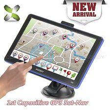 7'' XGODY Car GPS Navigation Lorry Coach Truck Navigator Nav 8GB POI Speedcam