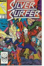 SILVER SURFER # 11 ( Marvel 1988), HIGH GRADE NEAR MINT condition