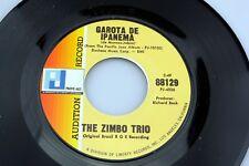 Zimbo Trio: Garota De Ipanema / Reza  [Unplayed Copy]