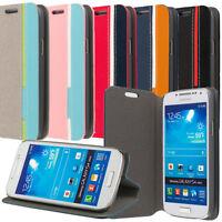 Samsung Galaxy S3 S4 mini i9195 S4 i9500 Coque de protection housse case cover