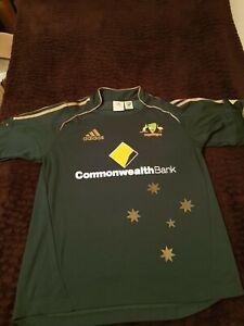 Australian Cricket Team Jersey Adidas Large Size