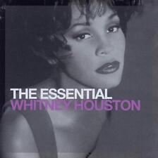 Whitney Houston - The Essential/Best, 1985-2000, 2CD Neu