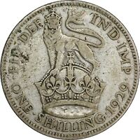 Great Britain, 1929, 1 Shilling KM#833 - World Silver