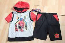 NUEVO CON ETIQUETA Niños Disney Store Talla 9-10 Sudadera Con Capucha Camisa,