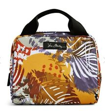 NWT Vera Bradley Lighten Up Lunch Cooler Bag in painted Feathers  Fast Shipping