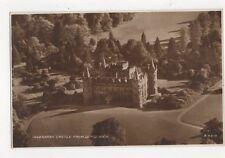 Inveraray Castle From Duniquaich Vintage RP Postcard 228a