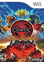 Chaotic: Shadow Warriors (Nintendo Wii, 2009)