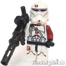 SW681G Lego Star Wars Battle on Saleucami - BARC Trooper Minifigure 75037 NEW