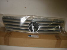 MERCEDES  A CLASS W168 FRONT RADIATOR GRILLE IN POLAR SILVER 16888803609761