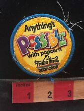 Fun Anything Is POSSIBLE w/ POPCORN Patch (used/recovered from scout vest) C748