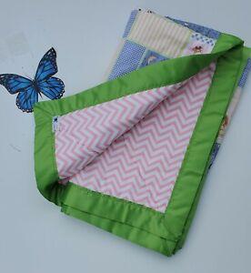Lovel Baby Animal Print Baby/Toddler Quilt Blanket Girls Camo Quilt 37 X 45