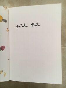 NATALIE PORTMAN SIGNED AUTOGRAPH FABLES BOOK STAR WARS THOR MARVEL RARE SIG