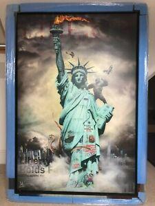 JJ Adams original artwork Liberte