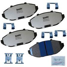 Bendix Fleet Metlok MKD824FM Brake Pads