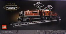 "LEGO Creator Expert 10277 Lokomotive ""Krokodil"" Lok Krokodile RAR NEU"