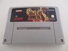 SHAQ FU - SUPER NINTENDO - Jeu SUPER NES SNES version PAL FAH