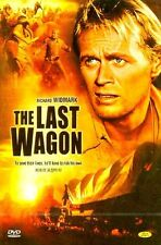 The Last Wagon (1956) New Sealed DVD Richard Widmark