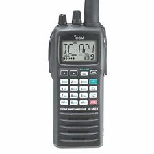 Icom IC-A24 VHF NAV/COM Handheld Radio Transceiver Authorized Dealer