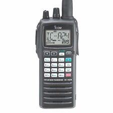 Icom IC-A24 VHF NAV/COM Handheld Radio Transceiver Authorized Dealer