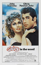 Grease Movie Poster 24in x36in