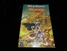 Margaret Weis & Tracy Hickman : Lance Dragon : Dragons d'une lune disparue GF
