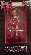 Diamond Select Toys Femme Fatales  Dawn Executioner PVC Statue  ~ Linsner NEW
