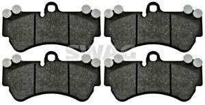 SWAG Disc Brake Pad Set Front Axle Fits PORSCHE Cayenne VW Touareg 7L6698151