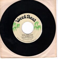 7inch CARL DOBSON & THE MIGHTY LIBERALS rock stone was my pillow US 1976 (S0033)