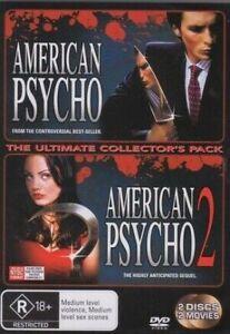 American Psycho / American Psycho 2 DVD