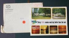 1976 Riverside,California Terry Rvs-5th Wheels-Motor Homes-Rv Campers 8 pc.set!*