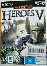 Game for PC DVD ROM-UBISOFT-Heroes V of Might and Magic